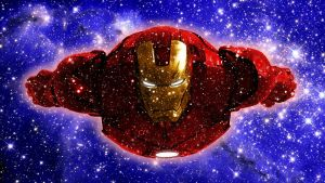 Iron Man Wallpaper by Dessins-Fantastiques