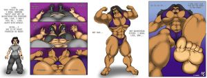 Gothica's Growth by 680000