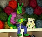 Knitting companions by KnitLizzy