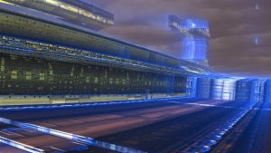 PRISIONAL FACILITY -YEAR 2427- Planet Zurcon by Topas2012