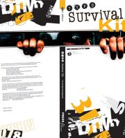 Typo survival book cover by 1lostboy