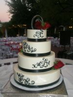 Wedding cake 118 by ninny85310