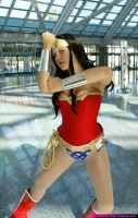 Wonder woman by My2Wings