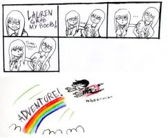 How Adventures Begin by Noctomaniac
