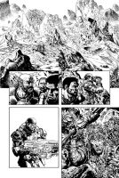 Gears of War page issue 3 by LiamSharp