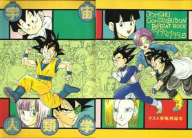 For SALE - DBZ Unknown Name by LolliDrella