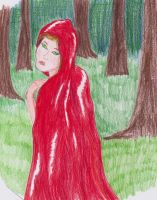 Little Red Riding Hood by Kif3