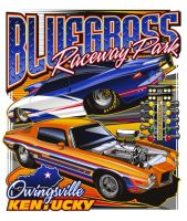 Drag Racing tee design by Bmart333