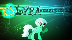 Lyra Heartstrings Wallpaper by Macgrubor