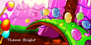 Bright Theme by edithnyt