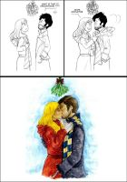 Cs : mistletoe by floangel