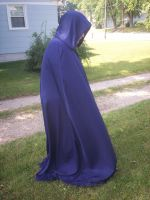 Blue Cloak 2 by sd-stock