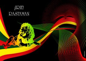 RASTA 1 by Nestaman