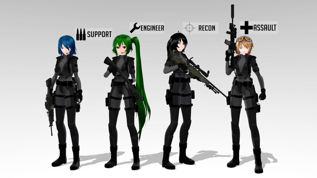 Hunter Team by HunterK07