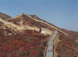 Great wall by ElizabethCameron