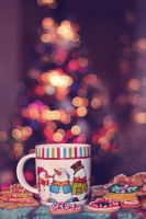 Christmas cocoa by Ur6o