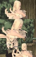 Request #106 Well Ino and Sai is canon, so... by MichealJordy