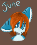 June - Bust Version by The-Wandering-Angel