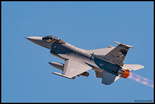 F-16 Air Fest 2016 by AirshowDave