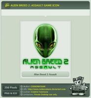 Alien Breed 2: Assault Icon by CODEONETEAM