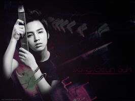 Jang Geun Suk Wallpaper by SahysJ