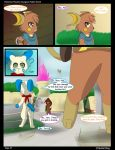 PMD Fallen Earth | Ch. 2 Page 16 by Skaterblog