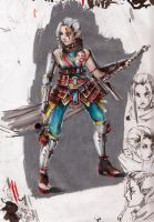 Impa Redesign by Vanguard204