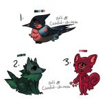 Critter adopt (3/3 open) by SkypeSquadAdopts