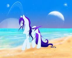 Ethereal Sea ADOPT by WhiteWing1