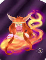 AC: Day 2 - Favorite Psychic Type by Baron-of-Mania