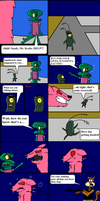 SpongeBob WolfPants II: Page 5 by daoro94