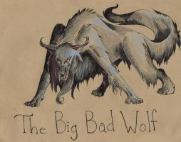 Assignment Big Bad Wolf by HauntedHouse667