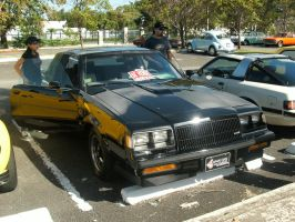 Buick Grand National by Mister-Lou