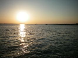 Lake Grapevine Sunset by Shad0wKillr