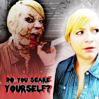 Scare Yourself by AprilDamron