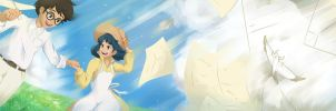 The Wind Rises by deedledove