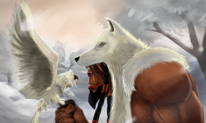 Durotan  - Warlords of Draenor by MrBenPilotti