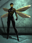Wasp (DC Universe Online) by Macgyver75