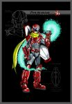Protoman DLN-000 by kanefinger1939