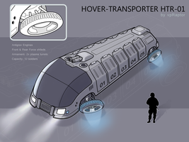 HoverTransport HTR-01 colored by vpRaptor