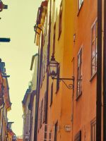Street of Stockholm by AlinaLuna