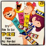 pez is fun to eat by ubieview