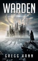 Book Cover Design for Warden by ebooklaunch