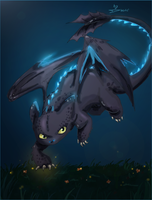 Toothless by DrossLoveYaoi