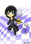 KH - Chibi Xion by lollypop071