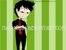 Billie Joe Armstrong by mariali599