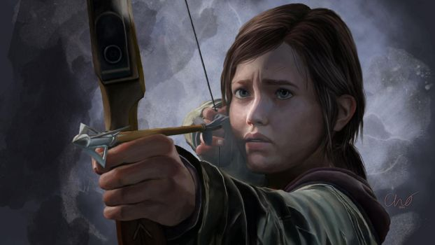 The Last Of Us by charlottetwidale