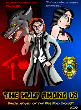 The Wolf Among Us by kzmaster
