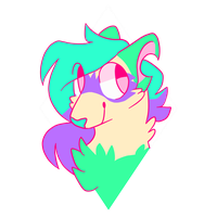 i made myself a new icon for tumblr by liighty