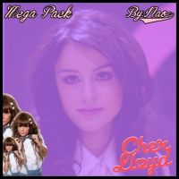 mega pack Cher lloyd by NaoFabulous